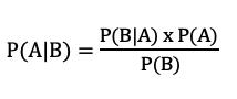 Bayes sats